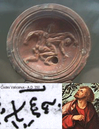 Ancient Rome Mark of the Beast